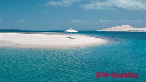 Лучшие пляжи Африки: Базаруто, Мозамбик