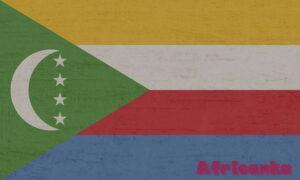 Коморские острова флаг