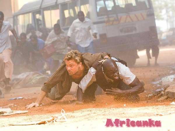 Голливудские фильмы, снятые в Африке