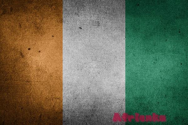 флаг Кот д'Ивуар
