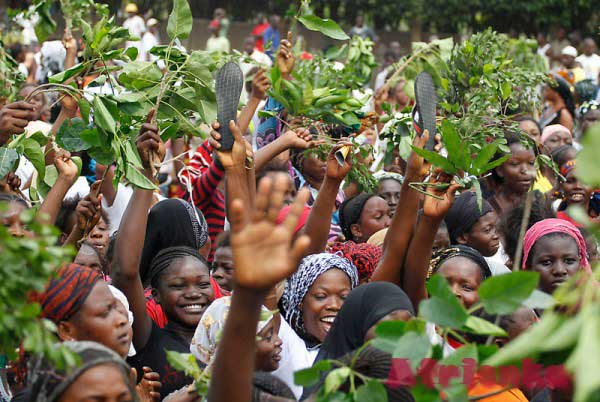 Кот-Д'Ивуар: Люди