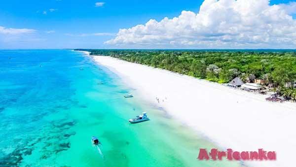Лучшие пляжи Африки