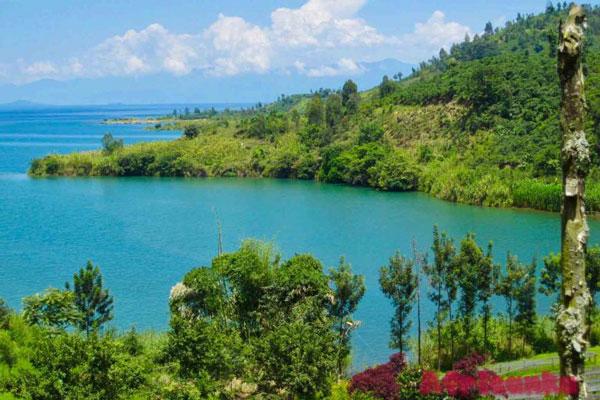 Озера-убийцы: озеро Киву