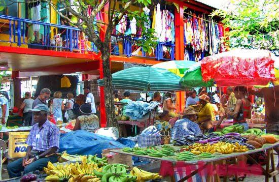 Рынок Сэра Селвина-Кларка