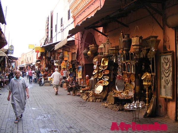 Марокко - 11 безопасных стран в Африке