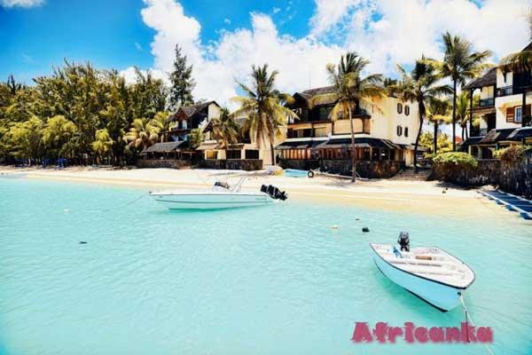 Романтический отдых в Африке: Маврикий