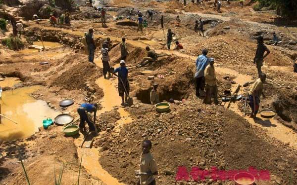 Либерия: ресурсы