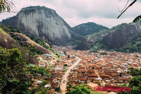 Нигерия / самые богатые страны Африки
