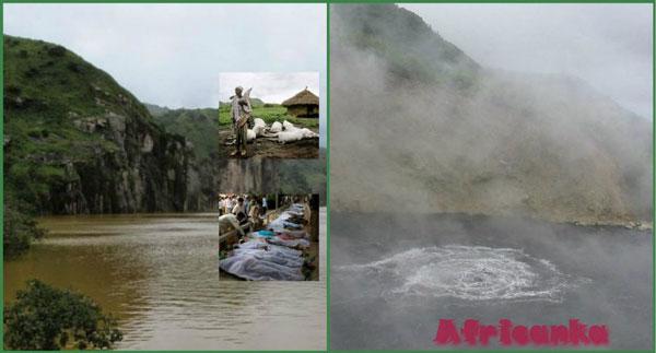 Озера-убийцы Камеруна