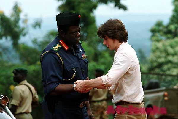 Последний король Шотландии - Уганда