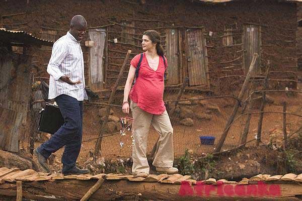 Преданный садовник - Кения