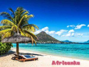 Романтический отдых в Африке