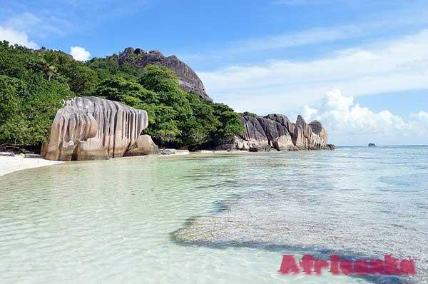 Отдых на Сейшельских островах: Пляжи