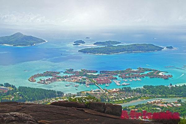 Сейшельские острова Это архипелаг