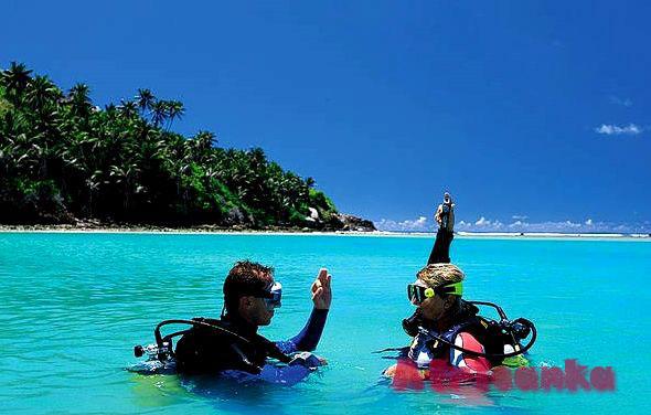 Рай для дайверов / Факты о Сейшельских островах