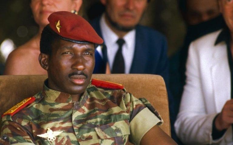 Томас Санкара (Буркина-Фасо)