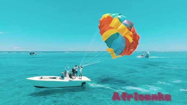Популярные Водные Виды Спорта В Занзибаре