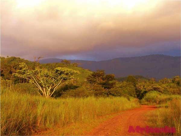 Либерия: климат