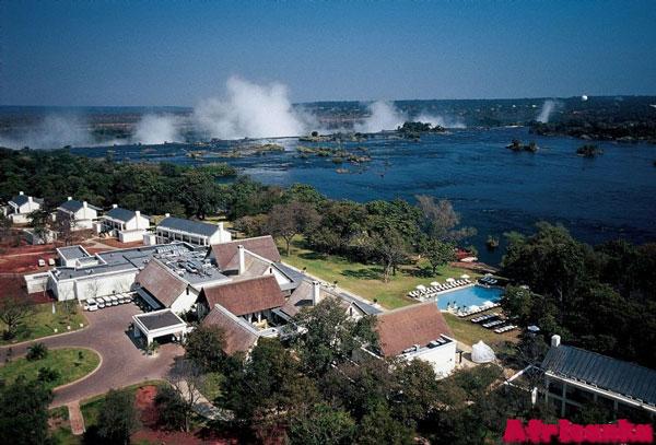 Отдых в Замбии: Ливингстон