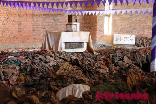 Мемориальный центр геноцида, Ntarama