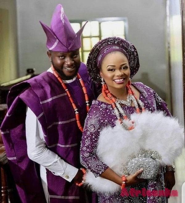 Традиционные свадебные наряды африканских народов