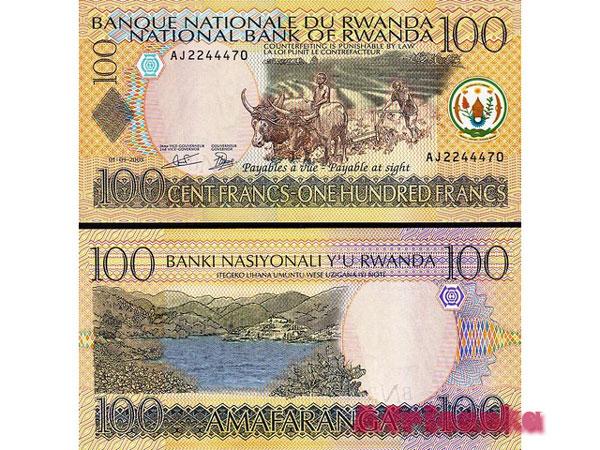 Руандийский франк