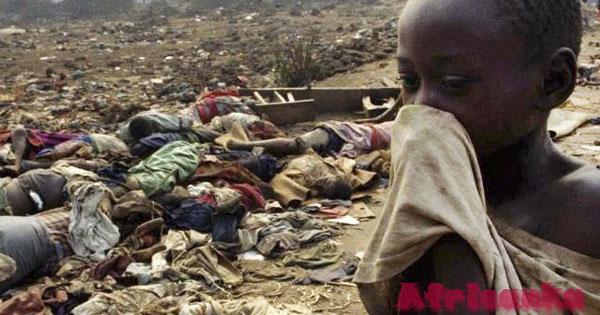 Геноцид в Руанде в 1994 году