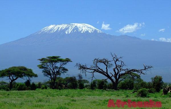Где находится гора Килиманджаро