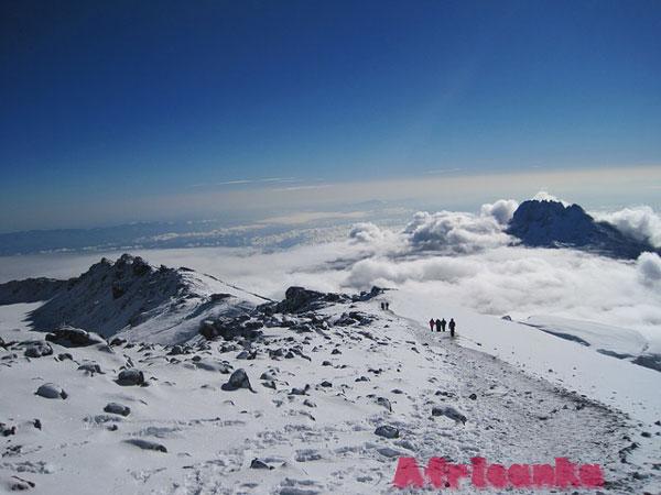 Восхождение на гору Килиманджаро