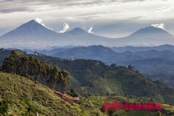 Руанда: климат
