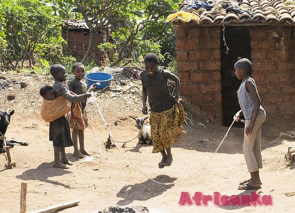 Руанда: этнические группы населения