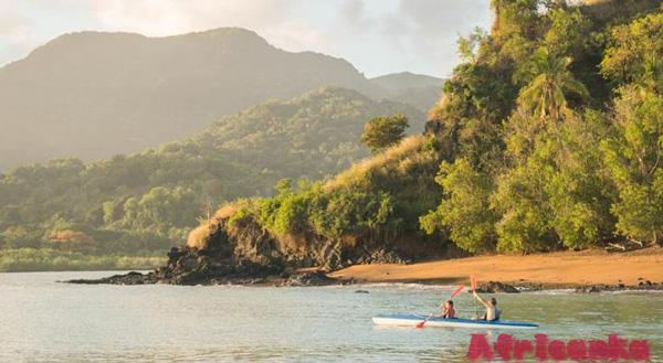 Остров Мохели, Коморские Острова