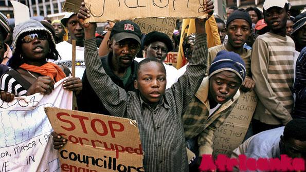 Эритрея - 10 самых коррумпированных стран Африки
