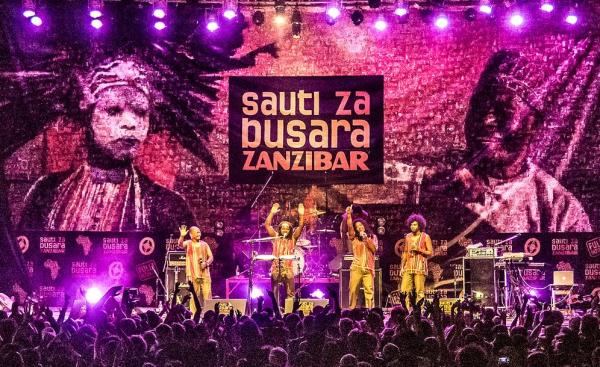 Sauti za Busara, Занзибар