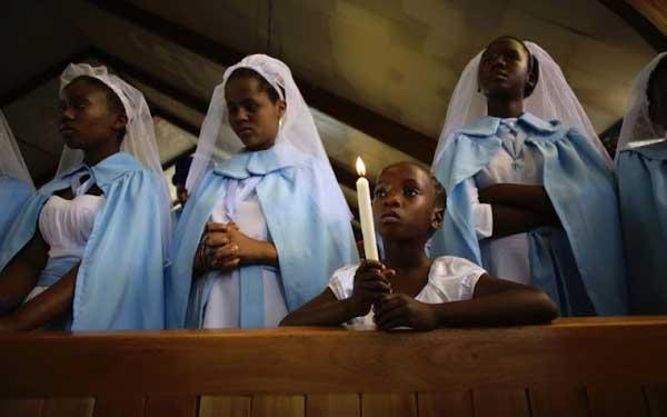 Религия Замбии