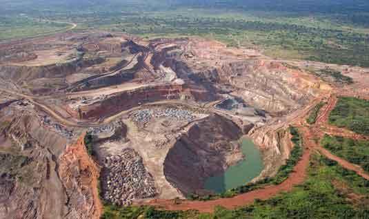 Ресурсы Замбии