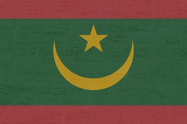 Мавритания флаг