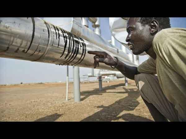 нефть в Южном Судане
