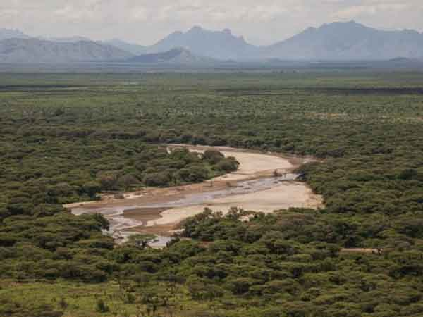 Климат Южного Судана