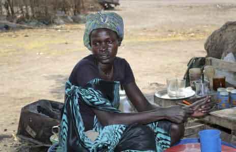 Население Южного Судана