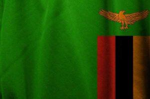 Флаг Замбии