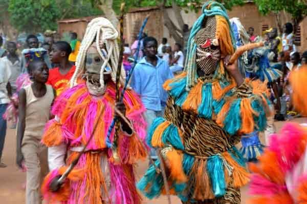 Буркина-Фасо: религиозная принадлежность
