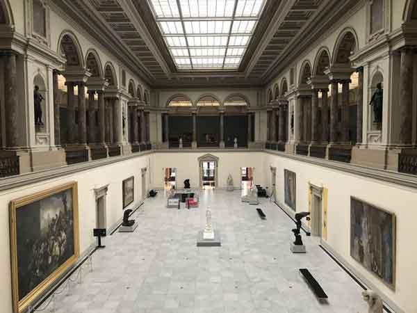Посетите национальный музей изящных искусств Алжира