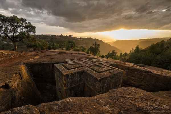 7 исторических достопримечательностей Северной Эфиопии