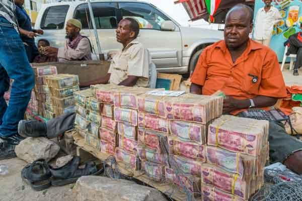 обмен валют в Африке