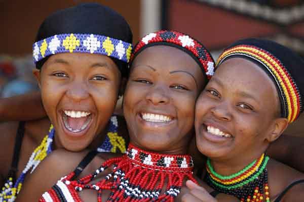 Африка люди