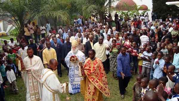 Габон: религиозная принадлежность