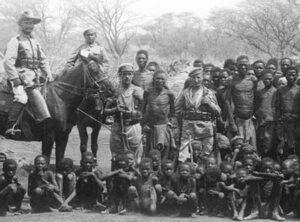 Первый геноцид в XX веке