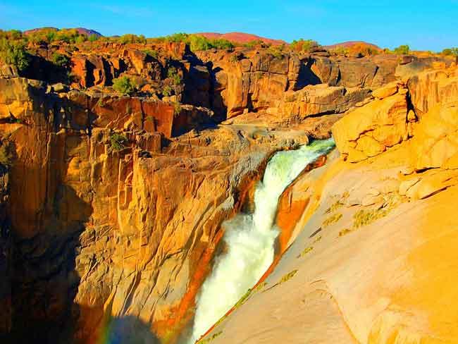 Национальный парк Водопад Ауграбис