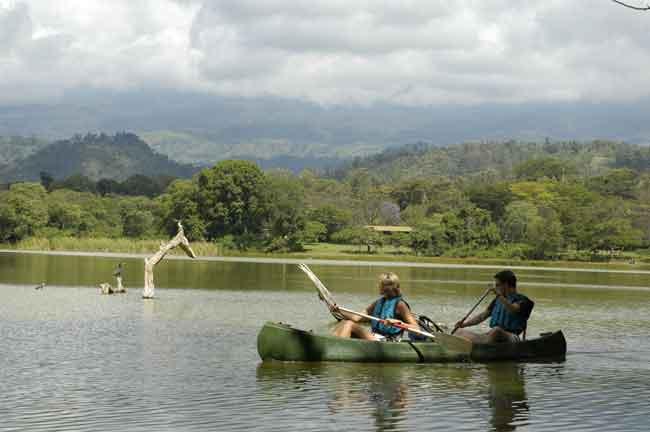 Озеро Дулути